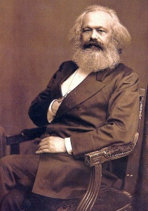 Karl Marx, founder of Communism and socialist thinker