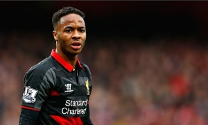 Sterling scored 18 goals in 95 appearances for Liverpool
