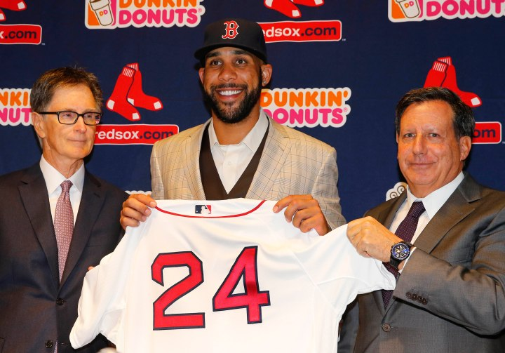 David Price, John Henry, Tom Werner